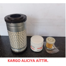 KUBOTA FİLTRE SETİ (B1610-B1820)